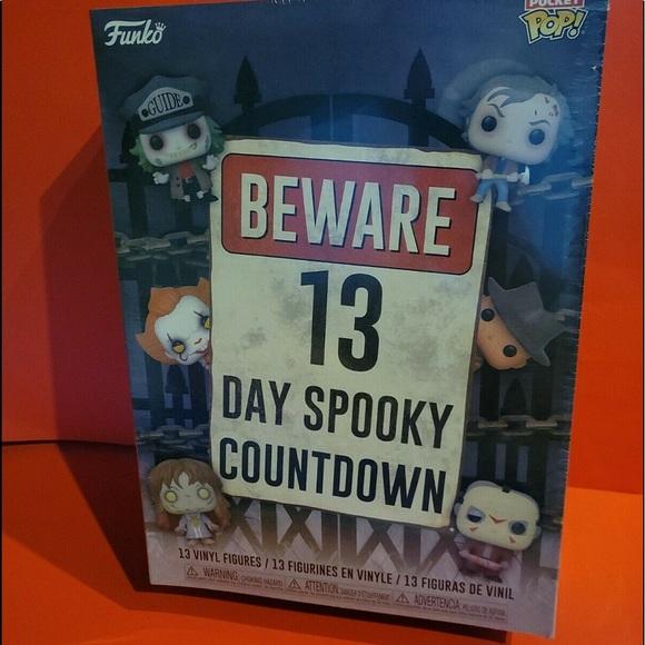 Funko Pop 13 days of Halloween